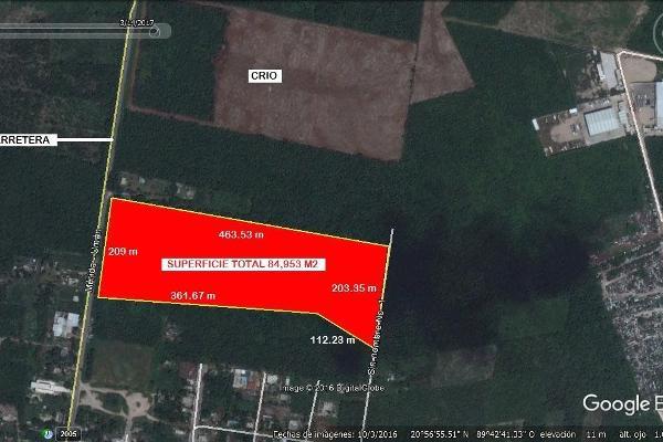 Foto de terreno habitacional en venta en  , villas de tixcacal, mérida, yucatán, 3136723 No. 02