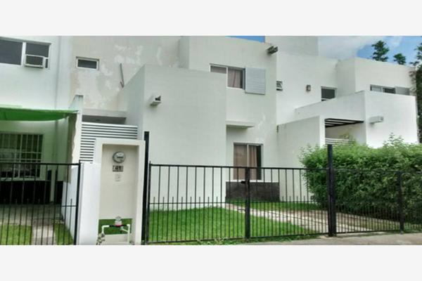 Foto de casa en venta en  , villas del arte, benito juárez, quintana roo, 5334507 No. 01