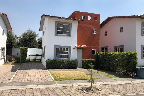 Foto de casa en renta en  , villas del campo, calimaya, méxico, 12266878 No. 01
