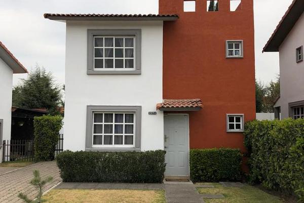 Foto de casa en renta en  , villas del campo, calimaya, méxico, 12266878 No. 02