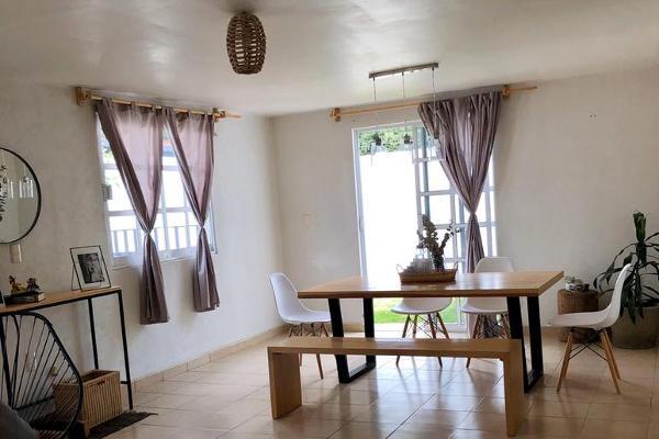 Foto de casa en renta en  , villas del campo, calimaya, méxico, 12266878 No. 08