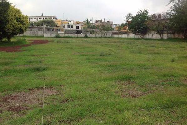 Foto de terreno habitacional en venta en  , villas del descanso, jiutepec, morelos, 7962006 No. 01