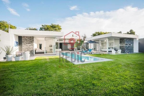 Foto de casa en venta en villas del mesón , juriquilla, querétaro, querétaro, 12269826 No. 01