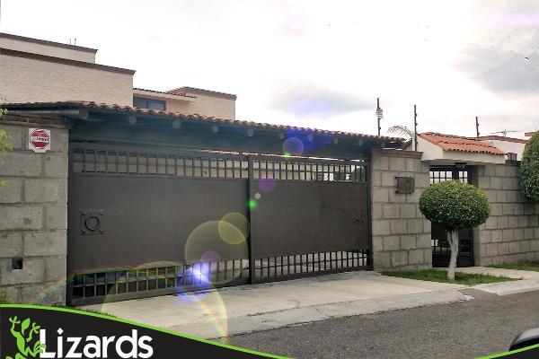 Foto de casa en venta en villas del meson , juriquilla, querétaro, querétaro, 3530857 No. 01