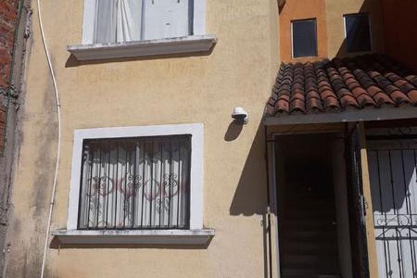 Foto de casa en venta en  , villas del pedregal ii, morelia, michoacán de ocampo, 8073821 No. 01