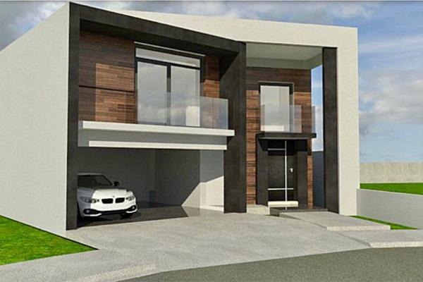 Foto de casa en venta en  , desarrollo urbano reforma, monterrey, nuevo león, 7287757 No. 01