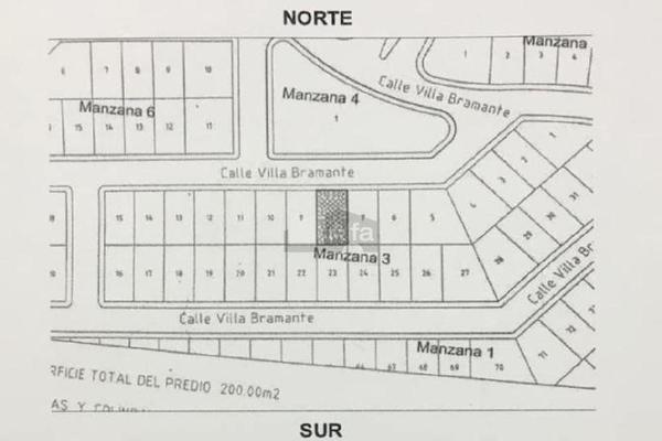 Foto de terreno habitacional en venta en villas del renacimiento , palma real, torreón, coahuila de zaragoza, 0 No. 01