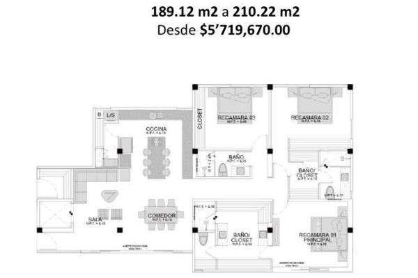 Foto de departamento en venta en  , villas del sol, mérida, yucatán, 5446417 No. 12