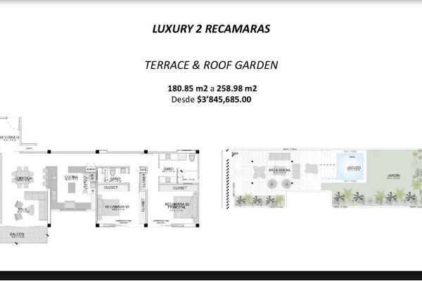 Foto de departamento en venta en  , villas del sol, mérida, yucatán, 5446417 No. 20