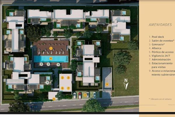 Foto de departamento en venta en  , villas del sol, mérida, yucatán, 5450713 No. 10