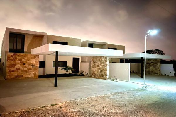 Foto de casa en venta en  , villas del sur, mérida, yucatán, 15953718 No. 02