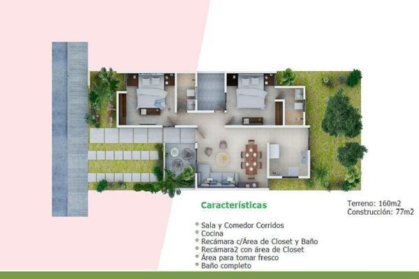 Foto de casa en venta en  , villas del sur, mérida, yucatán, 16164997 No. 10