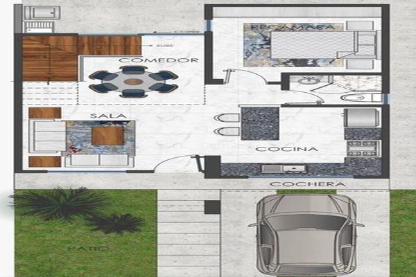 Foto de casa en venta en villas del tular , los pinos, guaymas, sonora, 17642248 No. 03