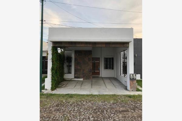 Foto de casa en renta en  , villas diamante, villa de álvarez, colima, 5822832 No. 01