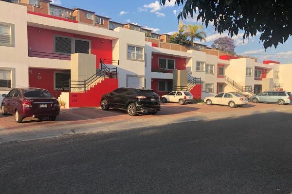 Foto de departamento en venta en  , villas fontana, querétaro, querétaro, 14020827 No. 01