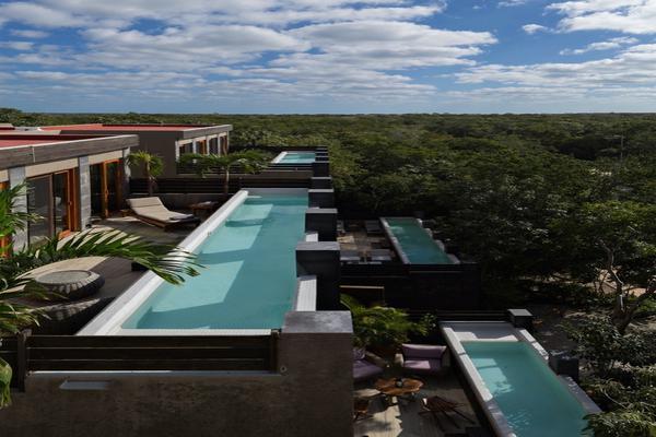 Foto de departamento en venta en  , villas huracanes, tulum, quintana roo, 14020322 No. 09