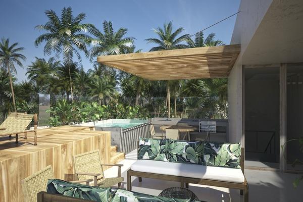 Foto de departamento en venta en  , villas huracanes, tulum, quintana roo, 14020326 No. 17