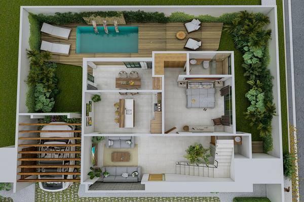 Foto de casa en venta en  , villas huracanes, tulum, quintana roo, 14020330 No. 24