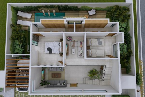Foto de casa en venta en  , villas huracanes, tulum, quintana roo, 14020330 No. 25