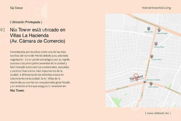 Foto de departamento en venta en  , villas la hacienda, mérida, yucatán, 12760803 No. 03