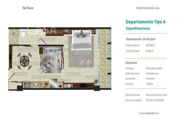 Foto de departamento en venta en  , villas la hacienda, mérida, yucatán, 12760803 No. 10