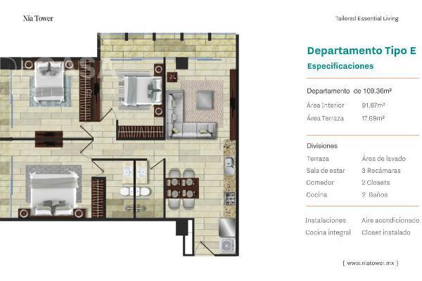 Foto de departamento en venta en  , villas la hacienda, mérida, yucatán, 12760803 No. 17
