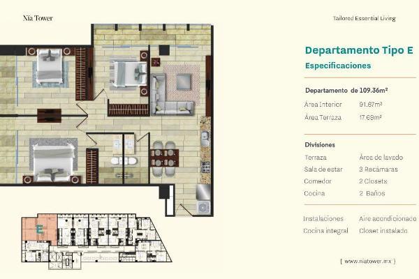 Foto de departamento en venta en  , villas la hacienda, mérida, yucatán, 14038724 No. 04