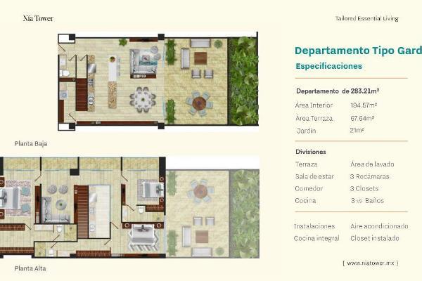 Foto de departamento en venta en  , villas la hacienda, mérida, yucatán, 14038736 No. 04