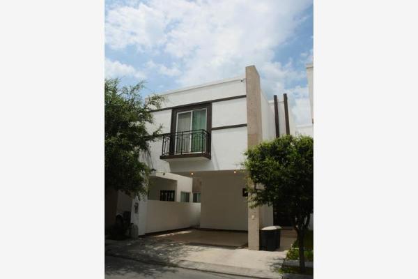 Foto de casa en renta en  , villas la rioja, monterrey, nuevo león, 9265585 No. 01