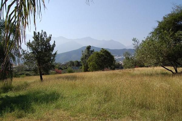 Foto de terreno habitacional en venta en villas las piedras , el uro, monterrey, nuevo león, 8107221 No. 01