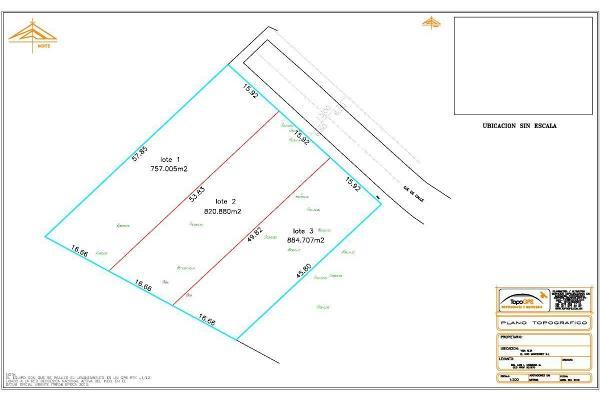 Foto de terreno habitacional en venta en villas las piedras , el uro, monterrey, nuevo león, 8107221 No. 05