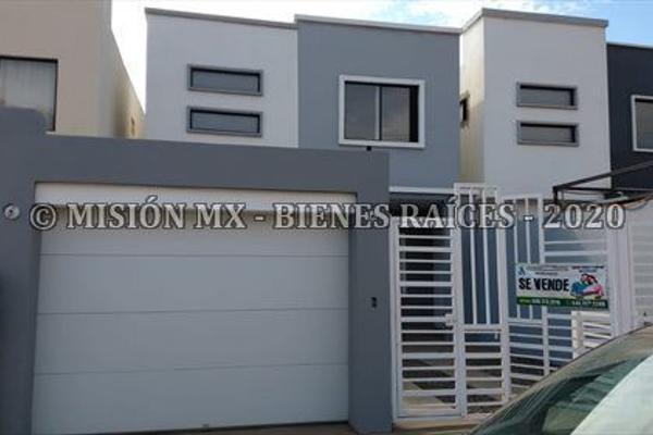 Foto de casa en venta en  , villas residencial del rey, ensenada, baja california, 14026850 No. 01