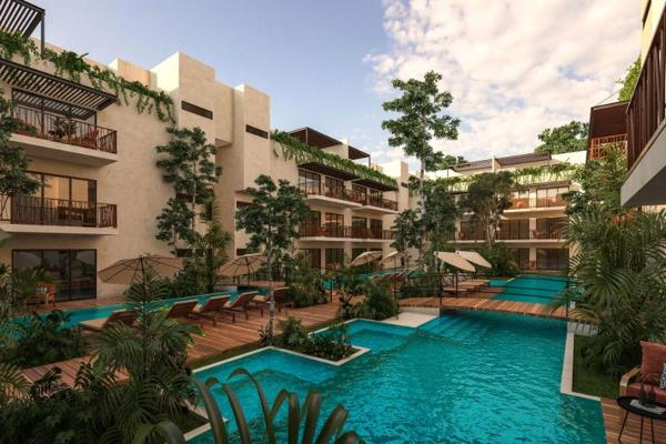 Foto de departamento en venta en  , villas tulum, tulum, quintana roo, 7860656 No. 01