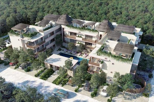 Foto de departamento en venta en  , villas tulum, tulum, quintana roo, 7989523 No. 01