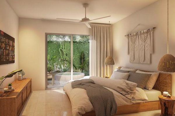 Foto de departamento en venta en  , villas tulum, tulum, quintana roo, 7989523 No. 02