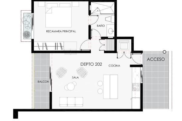 Foto de departamento en venta en  , villas tulum, tulum, quintana roo, 7989523 No. 03