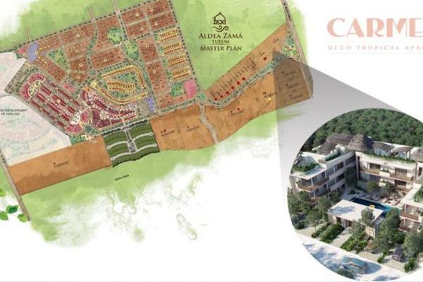 Foto de departamento en venta en  , villas tulum, tulum, quintana roo, 7989523 No. 09