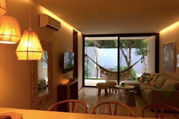 Foto de departamento en venta en  , villas tulum, tulum, quintana roo, 7990410 No. 01