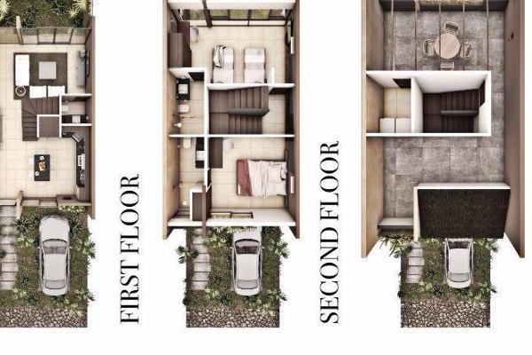 Foto de casa en venta en  , villas tulum, tulum, quintana roo, 7990862 No. 03