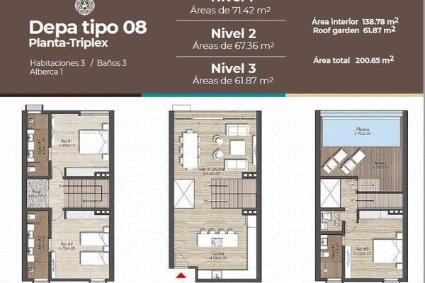 Foto de departamento en venta en  , villas tulum, tulum, quintana roo, 8085403 No. 21