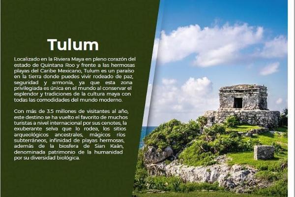 Foto de departamento en venta en  , villas tulum, tulum, quintana roo, 8085423 No. 05