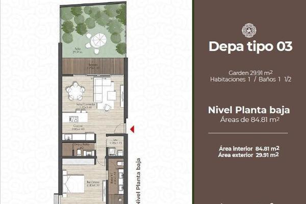 Foto de departamento en venta en  , villas tulum, tulum, quintana roo, 8085423 No. 21