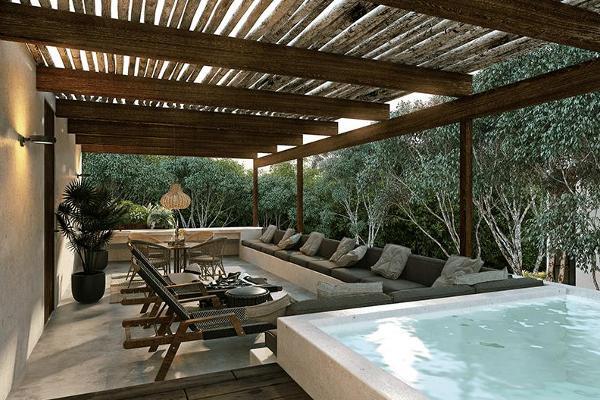 Foto de casa en venta en  , villas tulum, tulum, quintana roo, 8340269 No. 17