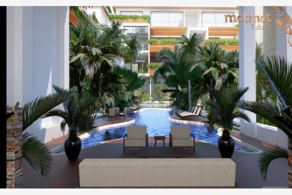 Foto de departamento en venta en  , villas tulum, tulum, quintana roo, 8861259 No. 02