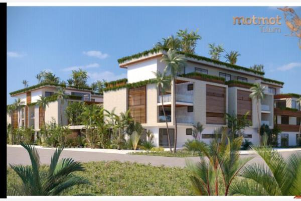 Foto de departamento en venta en  , villas tulum, tulum, quintana roo, 8861645 No. 01