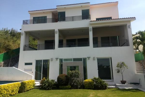 Foto de casa en venta en villas yautepec 34, lomas de cocoyoc, atlatlahucan, morelos, 5835879 No. 01