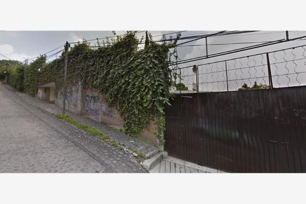 Foto de casa en venta en violeta 134, lomas quebradas, la magdalena contreras, df / cdmx, 5638585 No. 01