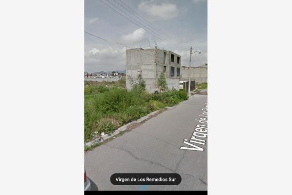 Foto de terreno habitacional en venta en virgen de la luz conocido, la guadalupana, ecatepec de morelos, méxico, 6170645 No. 03