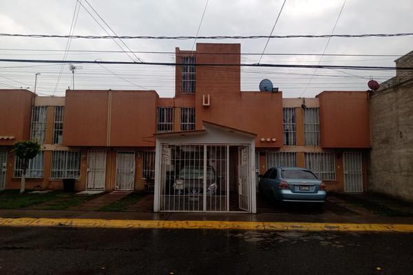 Foto de casa en venta en virgen del refugio 13, los héroes tecámac, tecámac, méxico, 0 No. 01