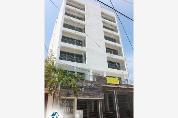 Foto de departamento en venta en virgilio uribe 3, costa azul, acapulco de juárez, guerrero, 6184293 No. 01